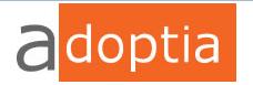 Logo Adoptia